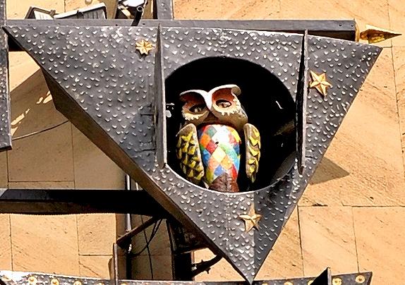 Часы на театре кукол имени образцова - a