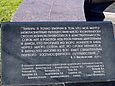 The monument to Tsiolkovsky